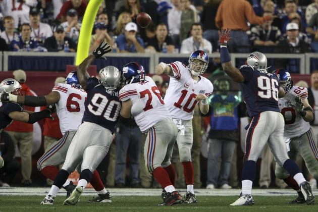 Super Bowl XLVI Preview: New York Giants vs. New England Patriots 2012