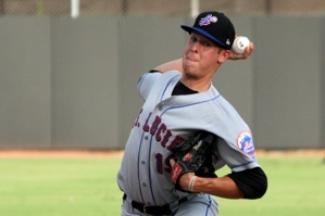 Zack Wheeler: Scouting Report on NY Mets' Newest No. 1 Prospect