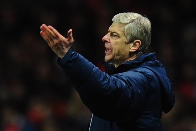 Arsenal News: Arsene Wenger Furious with Fans