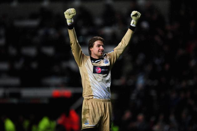 Newcastle United: How Will They Fare If Tim Krul Leaves?