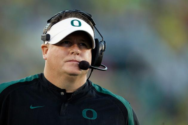 Chip Kelly: The Oregon Man Was Right to Stay in School