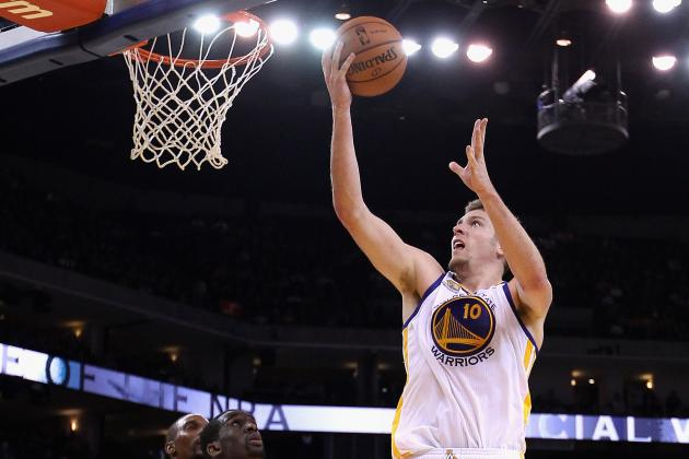 David Lee Is One of the Most Underrated Power Forwards in the NBA