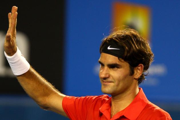 Australian Open 2012: Roger Federer vs. Juan Martin Del Potro Preview