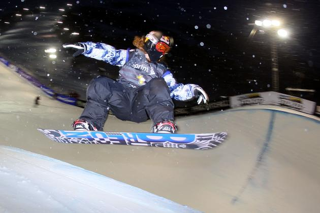 Winter X Games 2012 Results: Medal Tracker and Competition Highlights