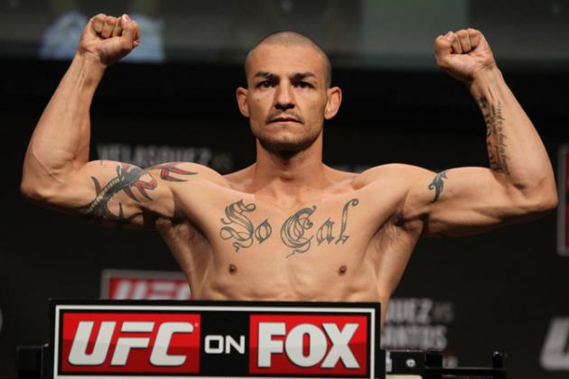 Cub Swanson: 'I've Always Believed That Fighters Owe the Fans a Show'