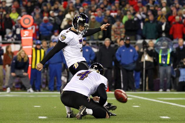 Ravens vs Patriots: Billy Cundiff Deserves Blame for Loss, but How Much?