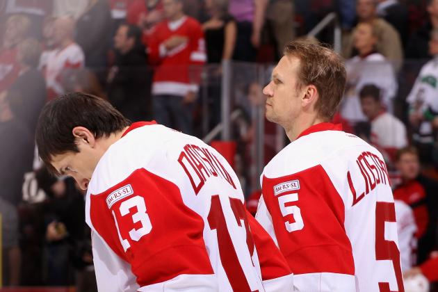 Detroit Red Wings: Central Division Championship Doubts Are a Good Thing