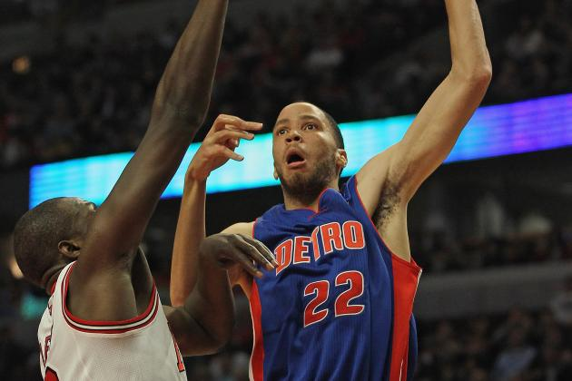 Fantasy Basketball: Why Tayshaun Is the Fresh Prince of Motown