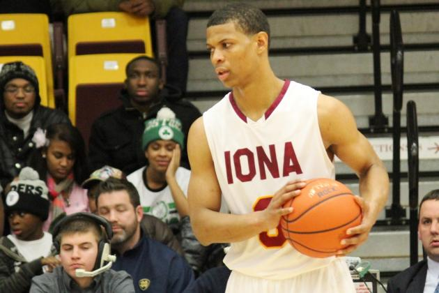 College Basketball: Scott Machado Nearly a