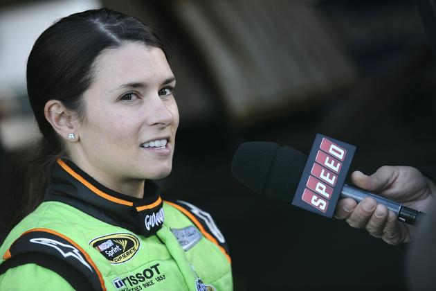 Danica Patrick Won't Race in Indy 500, Will Focus on NASCAR