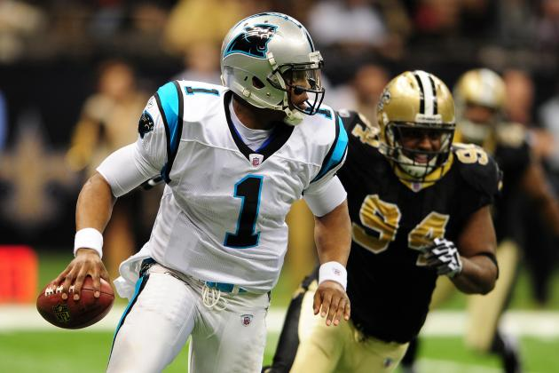 Cam Newton: Panthers Rookie Beats Matthew Stafford for Pro Bowl Roster