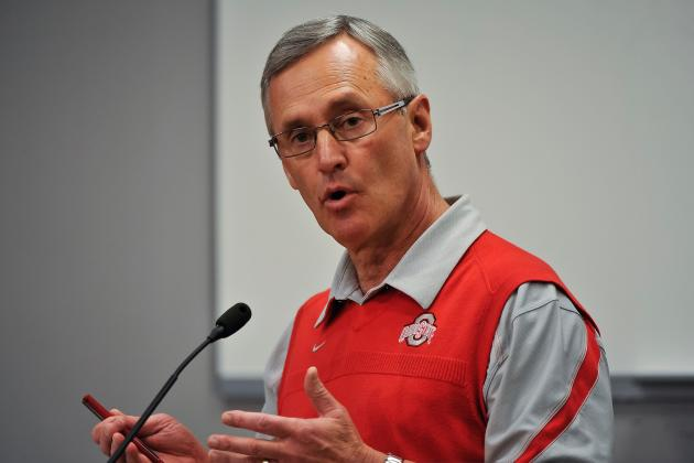 Indianapolis Colts Rumors: Jim Tressel Rumored to Be out as Potential Head Coach