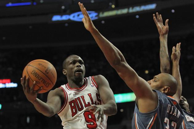 Chicago Bulls: Coach Tom Thibodeau Hints Luol Deng Could Have Bad Injury