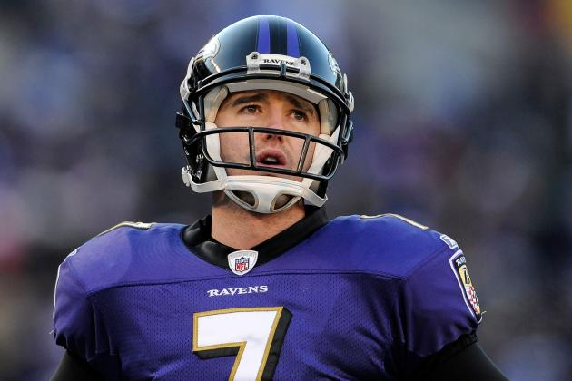 Billy Cundiff: Baltimore Ravens' Kicker Deserves the Blame for Loss vs. Patriots
