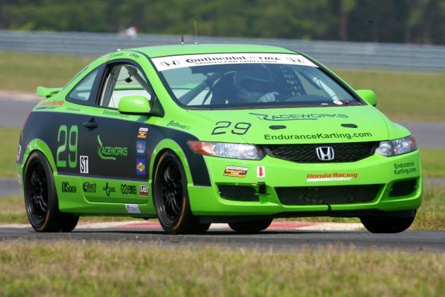 Raceworks Announces Driver Lineup for GRAND-AM 200 at Daytona