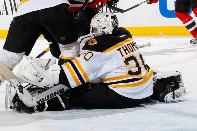 Boston Bruins' Tim Thomas Turns Down Invitation to White House