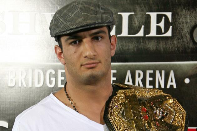 Gegard Mousasi vs. Mike Kyle Set for March 3 Strikeforce Event