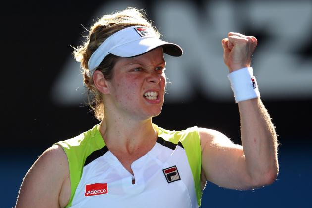 Australian Open 2012 TV Schedule: Kim Clijsters Will Knock off Wozniacki