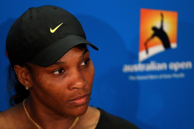 Australian Open 2012 Results: Serena Williams' Early Exit a Blow to US Tennis