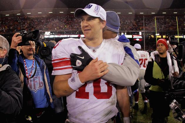 Super Bowl 2012: What Does Second Appearance Mean for Eli Manning's Legacy?