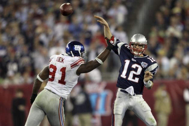 Super Bowl Predictions 2012: 3 Keys for Giants to Stop Tom Brady