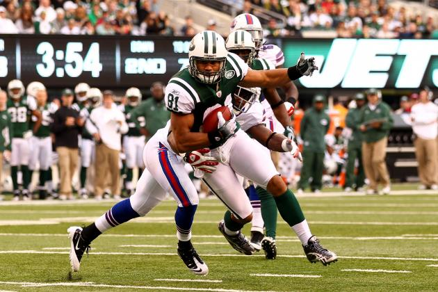 2012 Fantasy Football: Top 10 Tight Ends to Draft in 2012