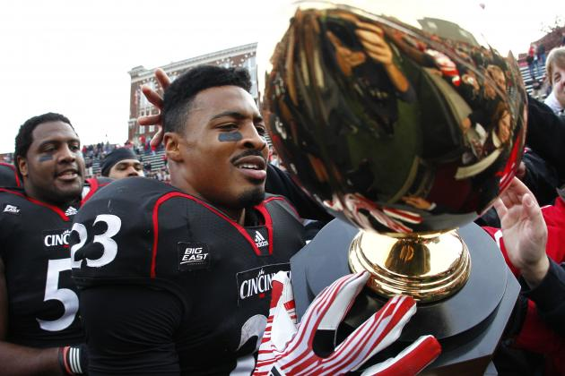 NFL Draft 2012: Cincinnati Bengals Scout Shows Interest in RB Isaiah Pead
