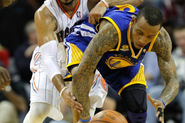 Monta Ellis Not Clutch Enough to Be Golden State Warriors' Closer This Season