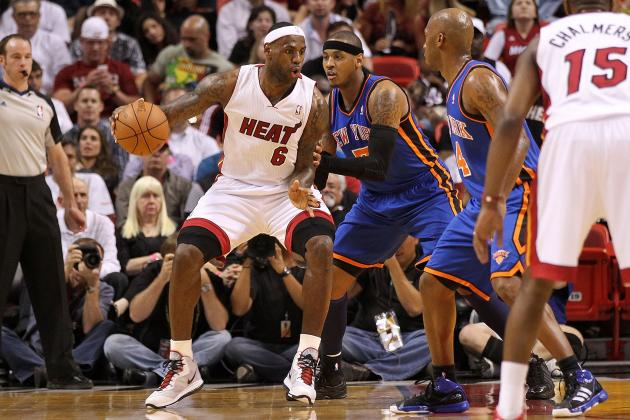 Knicks vs. Heat: Which Team Would Win 7-Game Playoff Series?