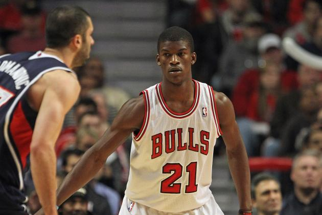 Chicago Bulls: Is Luol Deng's Injury Jimmy Butler's Opportunity?