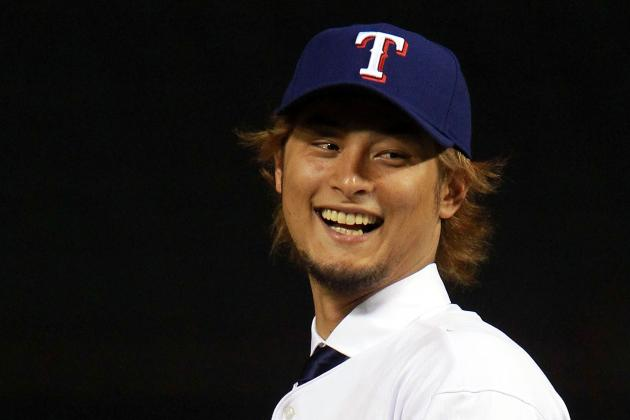 Yu Darvish: The Texas Rangers Knew Exactly Who They Were Getting