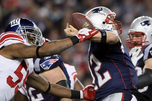Super Bowl Predictions 2012: Giants Defense Poses Big Problems for Tom Brady