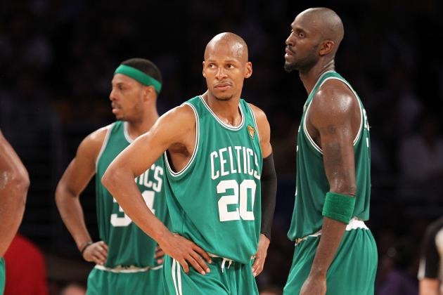 Boston Celtics: It's Time to Trade the Big 3