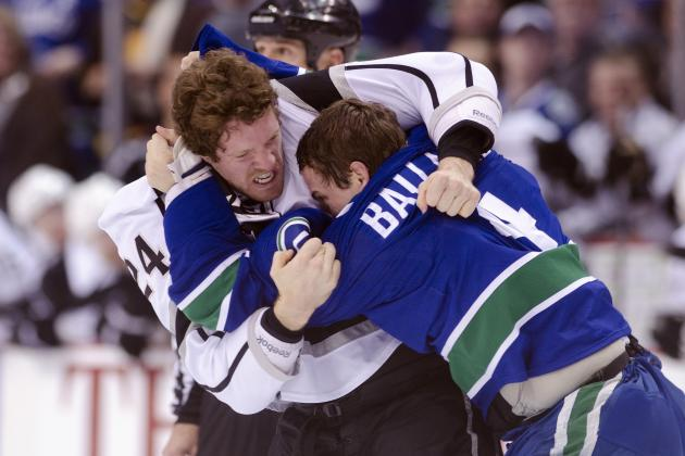 NHL: The Decline in Fighting Is a Very Good Thing for the Future of Hockey