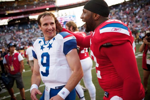 Pro Bowl 2012: AFC and NFC Rosters, Date, Time and TV Info