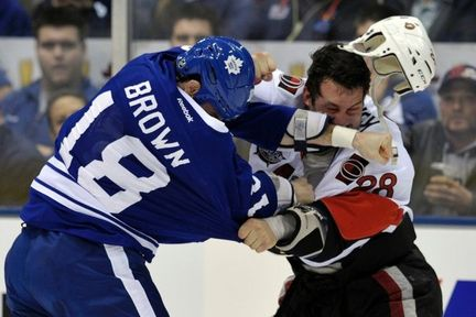 The Toronto Maple Leafs and Ottawa Senators Reigniting the Battle of Ontario