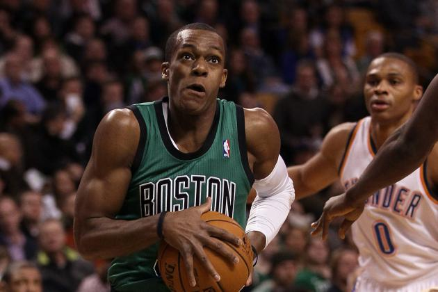 Can Rajon Rondo Be the Franchise Star of Boston Celtics If Big Three Break Up?