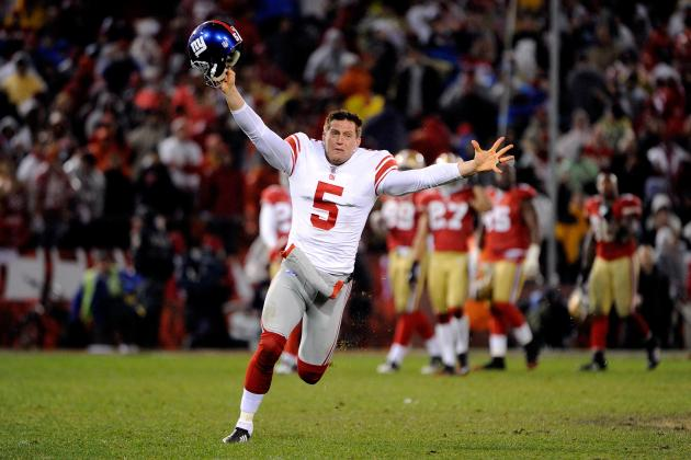 New York Giants: Choosing Steve Weatherford over Matt Dodge Paid Off in 2011