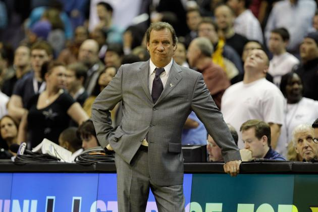 Washington Wizards Fire Head Coach Flip Saunders