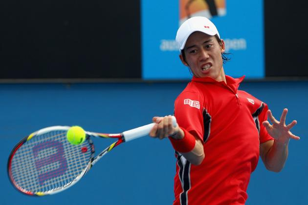 Australian Open: Nishikori vs. Ferrer Semifinal Not out of the Question