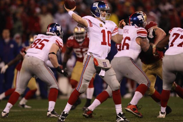 Super Bowl 2012: Eli Manning Puts Himself in Elite Company