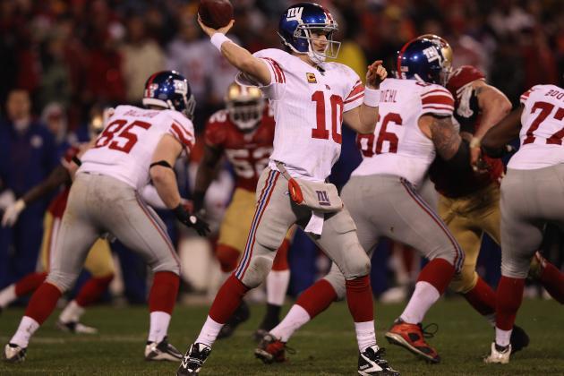 Super Bowl 2012: Eli Manning Puts Himself in Elite Company