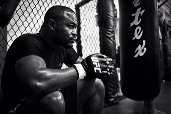 Rashad Evans Talks Relationship with Phil Davis, Title Shot, Chicago and More