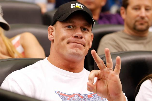 WWE Rumors: Why John Cena's Current Actions Do Not Suggest a Heel Turn