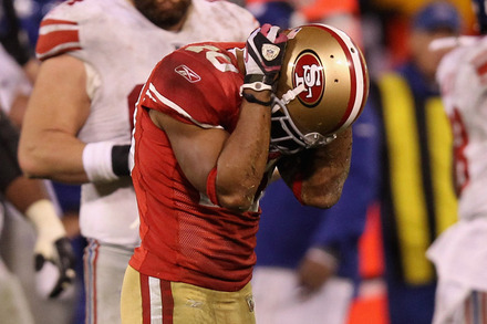 San Francisco 49ers Playoffs: The Fumble Felt Around the Bay