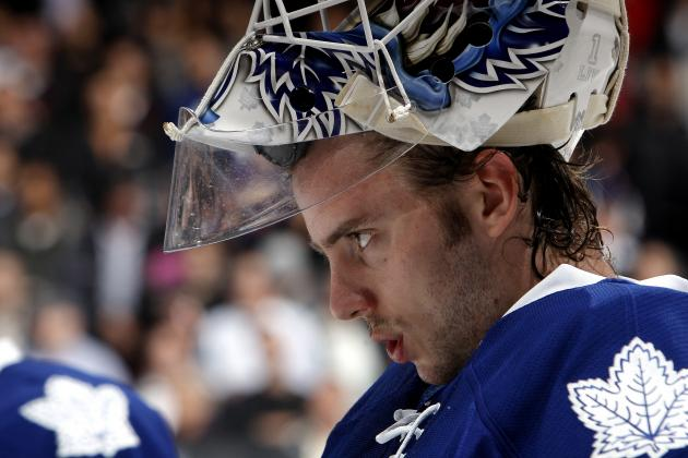 Toronto Maple Leafs' Jonas Gustavsson: Is Patience Finally Paying Off?