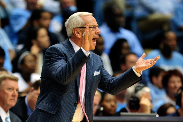 North Carolina Tar Heels Basketball Future Odds Update