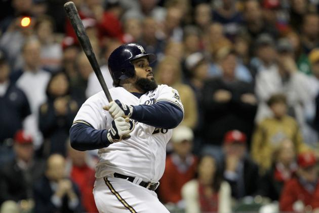 Detroit Tigers Sign Prince Fielder