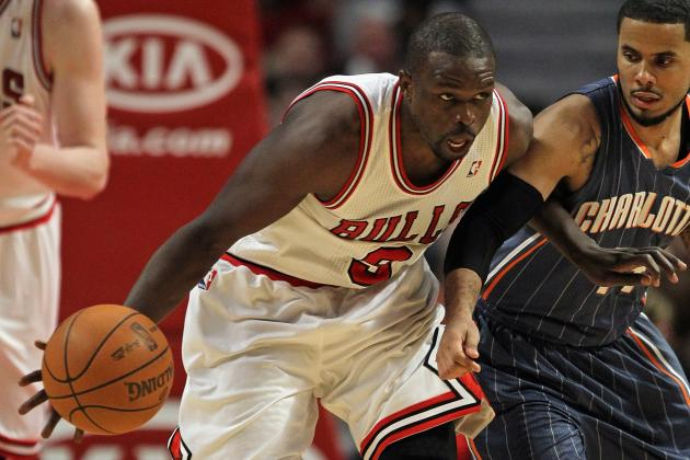 Chicago Bulls SF Luol Deng Has Torn Ligament in Left Wrist