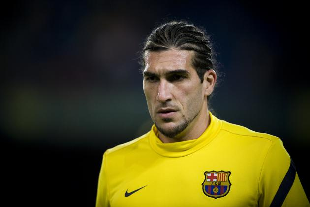 FC Barcelona: Jose Manuel Pinto Extends Contract for 1 More Year